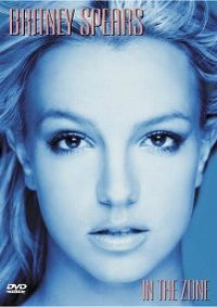Cover Britney Spears - In The Zone [DVD]